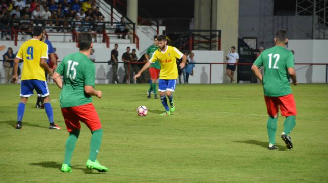 Jose Mari debutó en Benalup