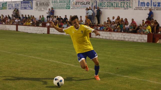 El Cádiz CF regresa al Puntas Vela de Rota