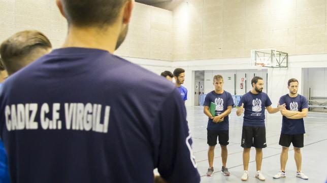 El Cádiz CF Virgili busca aumentar su renta.