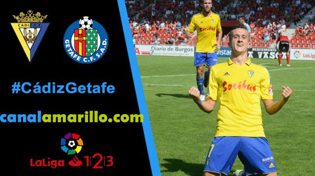 El Cádiz quiere que los tres puntos se queden en casa