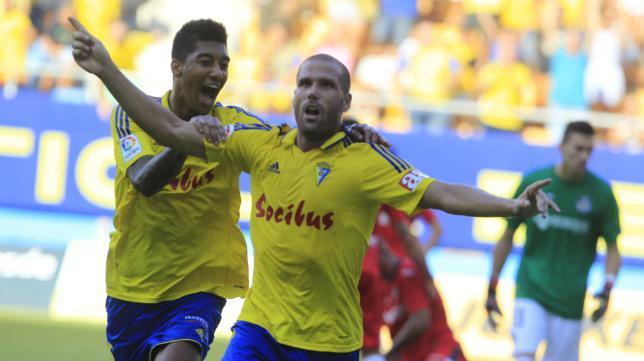 Ortuño estará con el Cádiz CF en Lugo