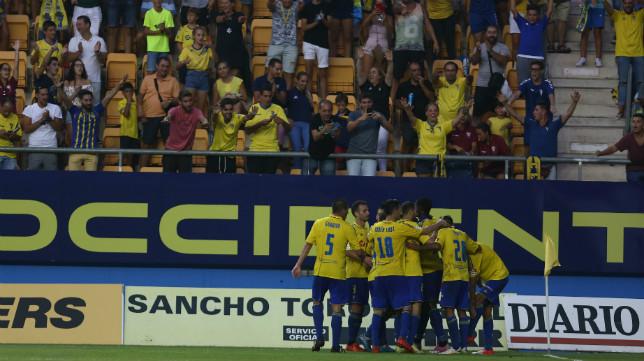 La infracción legal se produjo durante el partido de Copa.