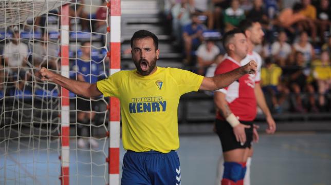 El Cádiz CF Virgili ha dado un paso adelante.