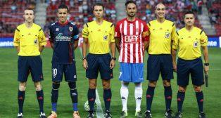 Cordero Vega aún no ha arbitrado al Cádiz CF en competición oficial