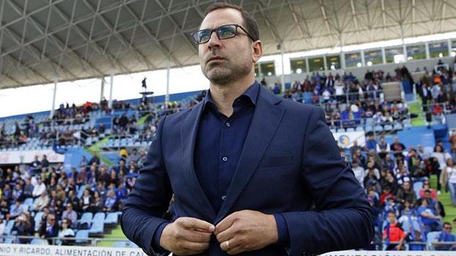 Juan Eduardo Esnáider ya no es el entrenador del Getafe