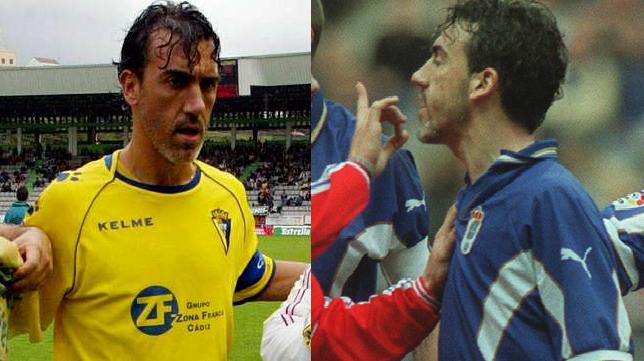 Oli en el Cádiz CF y en su etapa en el Oviedo