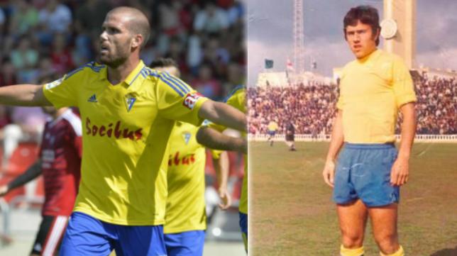 Ortuño y Ricardo Ibáñez, delanteros que marcaron en las tres primeras jornadas de Liga