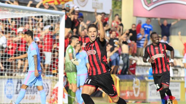 El Reus es la revelación de la temporada en estos momentos (Foto: LFP)