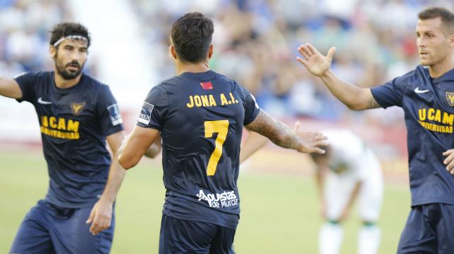Góngora no viajará por lesión, pero Fran Pérez, Natalio y Jona sí estarán en Cádiz