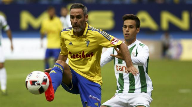 El Córdoba sí fue capaz de ganar al Cádiz CF en el Carranza en la Copa del Rey.
