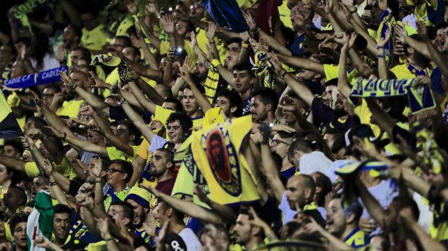 Brigadas Amarillas no animará este domingo.