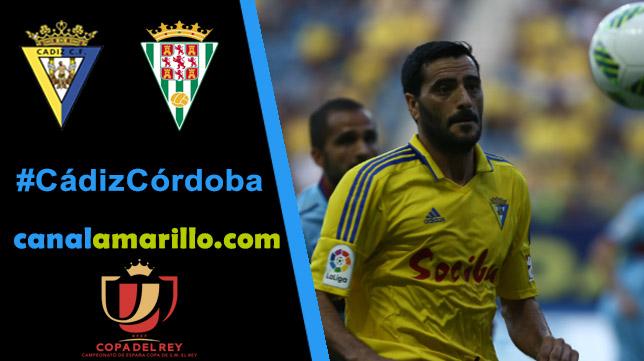 El Cádiz CF quiere pasar ronda en Copa del Rey
