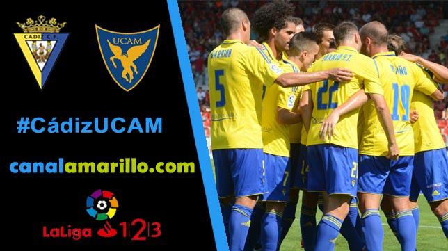 El Cádiz CF necesita ganar ante el UCAM Murcia