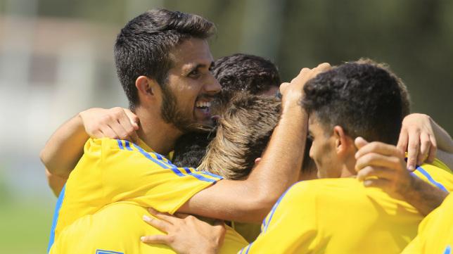 El Cádiz B volvió a ganar.