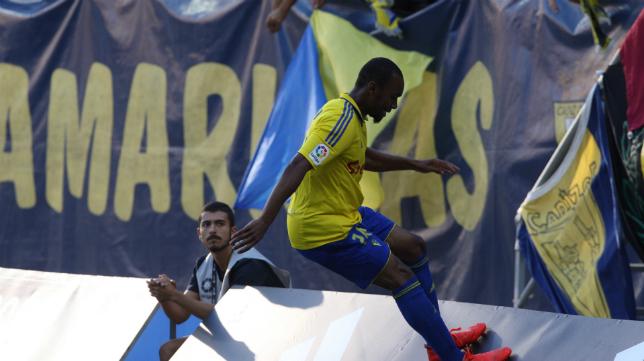 El Cádiz CF permanecerá esta semana en la zona de descenso de LaLiga 123