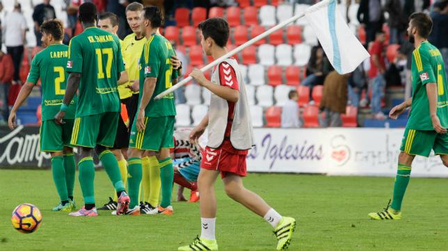 El Cádiz CF reconquista el Anxo Carro con una gran victoria.