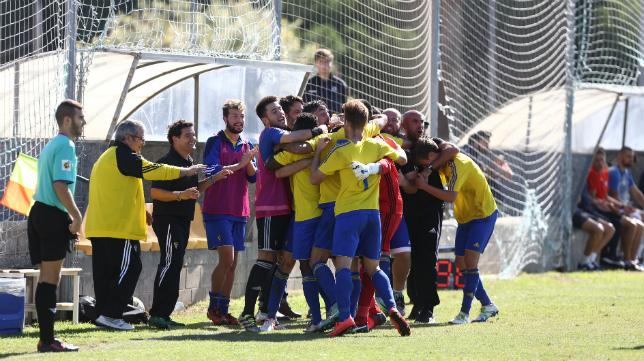 El Cádiz CF B ya es de Tercera.