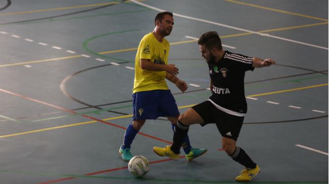 El Cádiz CF Virgili visita hoy al Benalup FS.