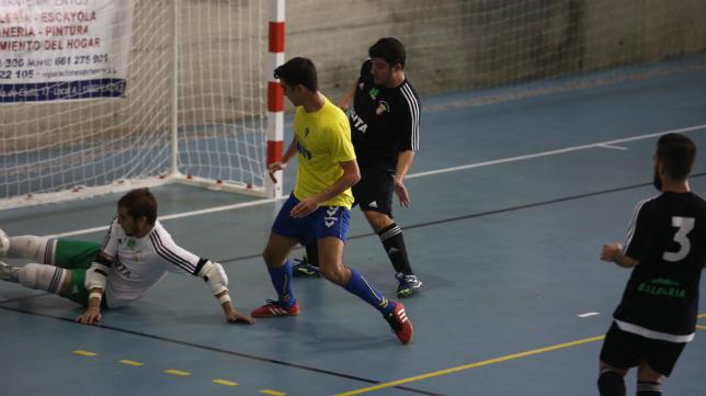 El Cádiz CF Virgili regresa a la competición
