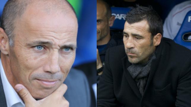 Antonio Calderón y Raúl Agné vuelven a entrenar