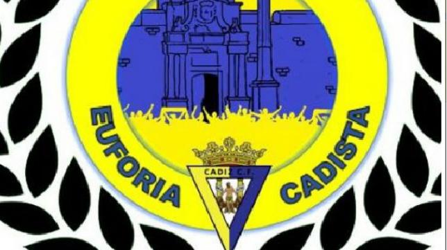 Logo de la nueva peña de Cádiz