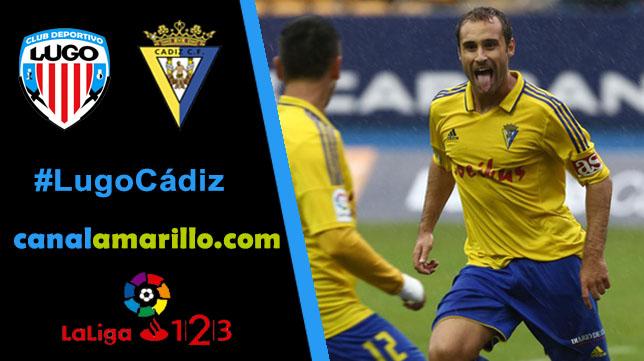 El Cádiz CF quiere romper su racha en Lugo