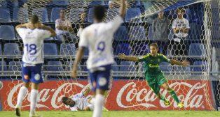 Gorka marcó en Tenerife