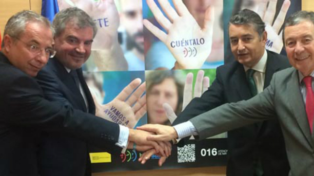 Vizcaíno se reunió con el subdelegado de Gobierno Javier de Torre.