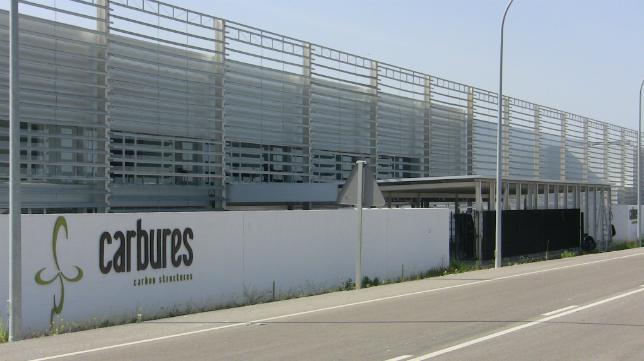 Instalaciones de Carbures en Jerez de la Frontera