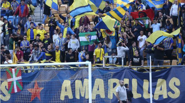 Brigadas Amarillas en el Carranza.