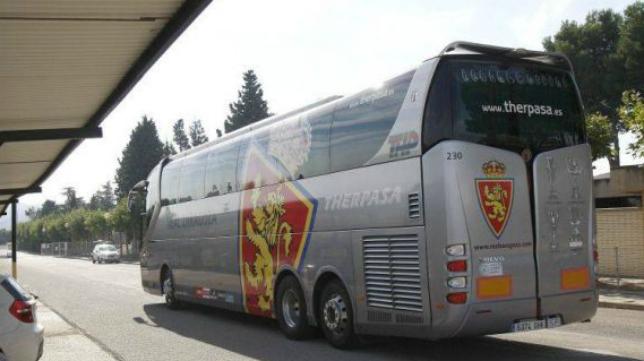 El Zaragoza también se subirá al autobús para llegar a Cádiz.