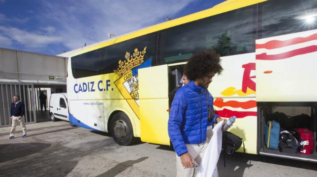 Aridane también viaja a Mallorca.