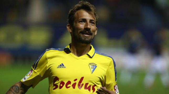 Aitor García, el revulsivo de este Cádiz CF.