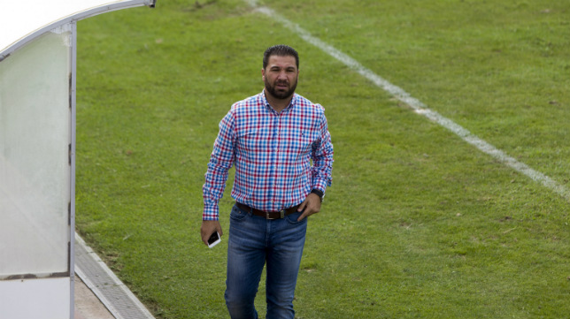 Juan Carlos Cordero en El Rosal