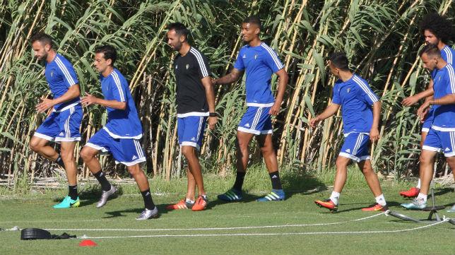 El Cádiz CF recibe este domingo al Alcorcón y la semana que viene juega en Tarragona.