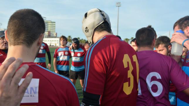 El equipo gaditano de rugby representará al Cádiz CF.