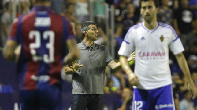 López Muñiz y su Levante se están mostrando intratable en este arranque liguero.