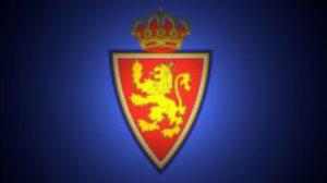 Escudo del Real Zaragoza.