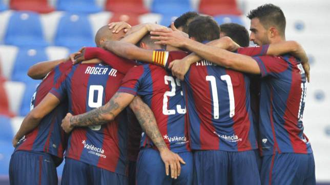 El Levante UD es el sólido líder de la categoría de plata. Foto: www.levanteud.com
