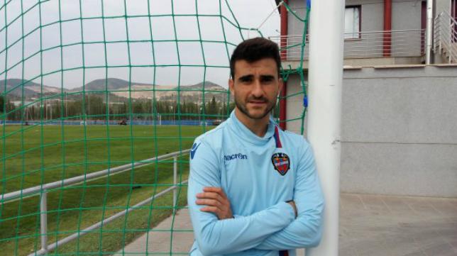 Sergio Postigo, jugador del Levante (Foto: Las Provincias)