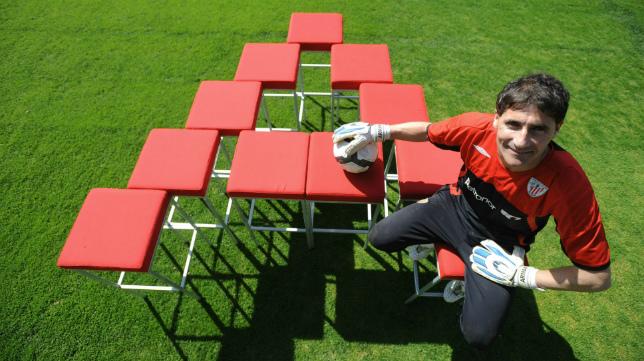 Armando trabaja en la cantera del Athletic de Bilbao pero no pierde de vista al Cadiz.