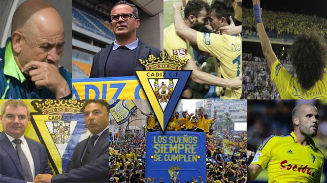 Un 2016 inolvidable para todo el cadismo y el Cádiz CF