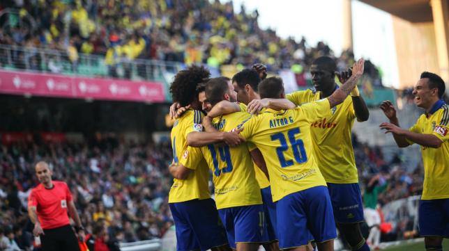 El Cádiz cF debutará en Córdoba.