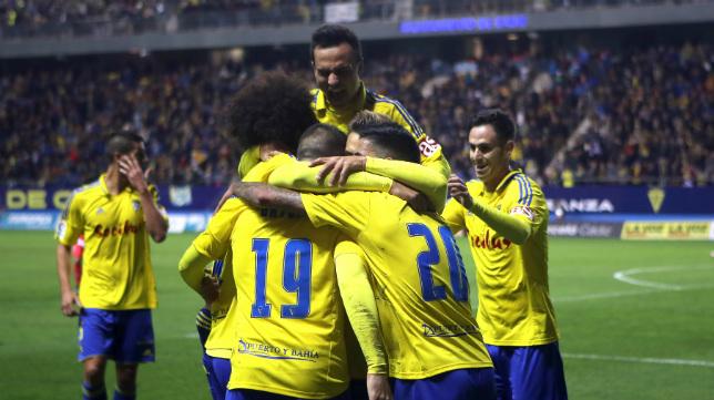 El Cádiz CF está dando la talla esta temporada en la categoría de plata.