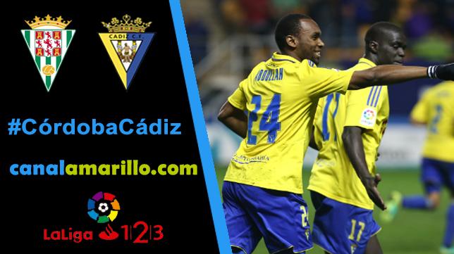El Cádiz quiere comenzar bien en Córdoba
