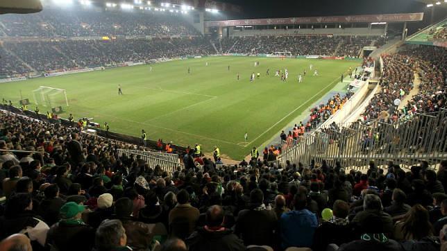El Nuevo Arcángel no es un estadio sencillo para el Cádiz CF.