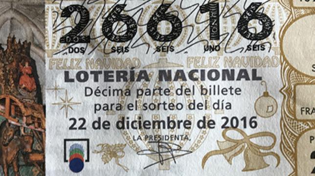 El Cádiz CF apuesta por este número de la Lotería de Navidad