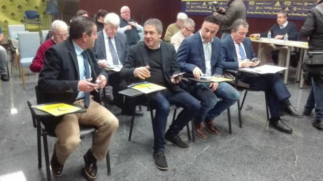 Quique Pina, nuevo consejero del Cádiz CF.