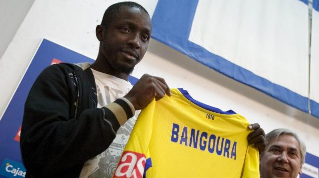 Bangoura, un gol y un gran problema extradeportivo.
