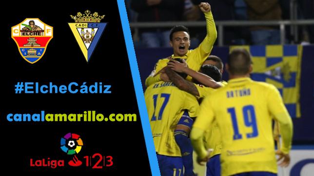 El Cádiz CF busca los tres primeros puntos del año